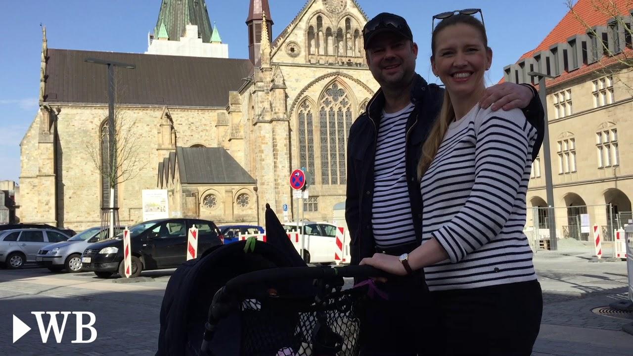 Len Paderborn ein letzter spaziergang vor der evakuierung in paderborn