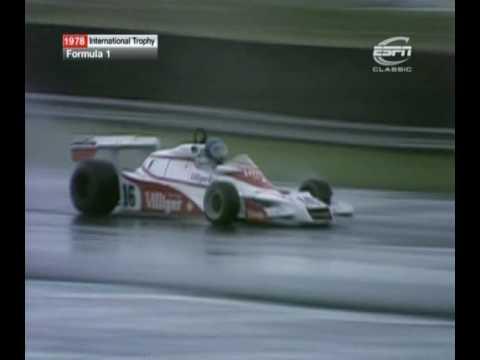 1978 Silverstone International Trophy (Non-Championship F1 Race)