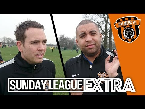 Sunday League Extra - THE TAKEOVER