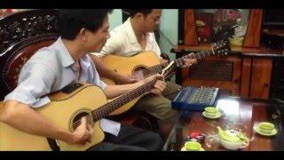 SÀI GÒN ĐẸP LẮM guitar Lam   Thong hòa táu