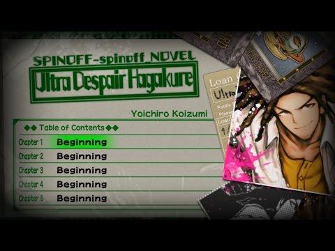 Danganronpa Another Episode: Ultra Despair Girls - Ultra Despair Hagakure: All Chapters