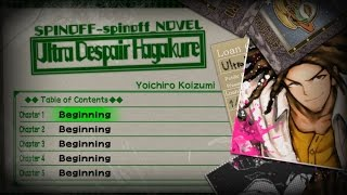 Danganronpa Another Episode: Ultra Despair Girls - Ultra Despair Hagakure: All Chapters