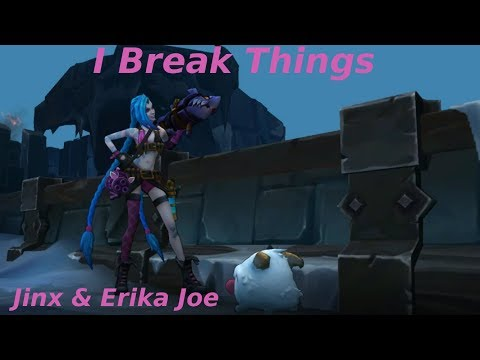 I Break Things Jinx Music Video Erika Jo
