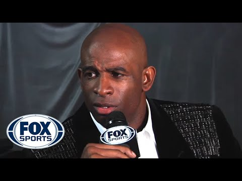 Deion Sanders Recalls Being Stiff-armed By Bo Jackson