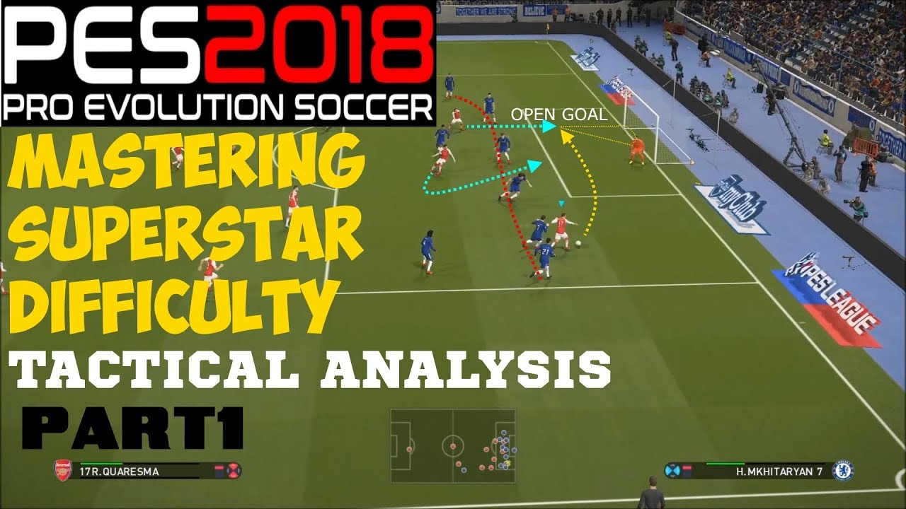 PES 2018 | HOW TO BEAT SUPERSTAR - TIPS & TRICKS [LINKS TO VIDEOS IN  DESCRIPTION]