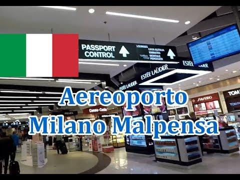 Scopriamo Milano Malpensa Terminal 1