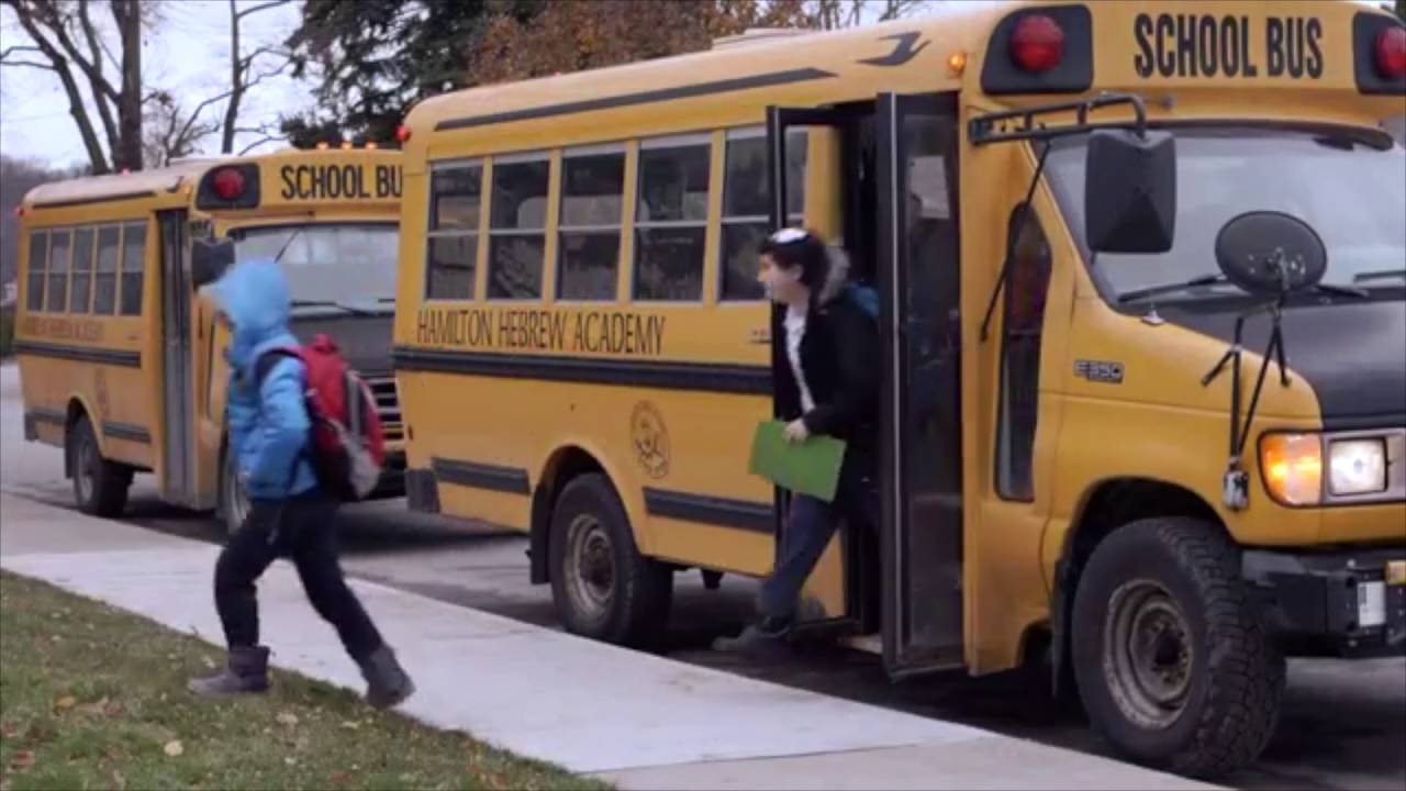Hha School Bus 1 Youtube