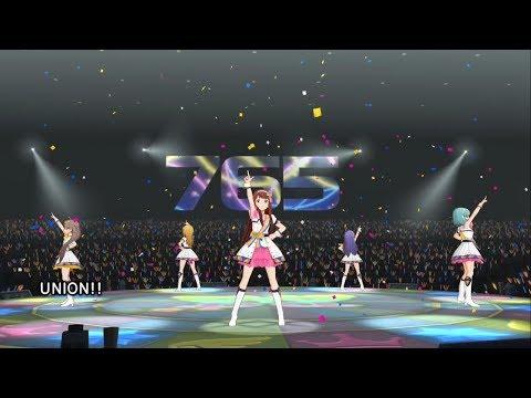 「アイドルマスター ミリオンライブ! シアターデイズ」ゲーム内楽曲『UNION!!』MV