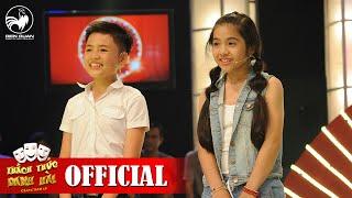 Thách Thức Danh Hài mùa 2| Thiên Kim-cô bé đóng hơn 100 phim truyền hình