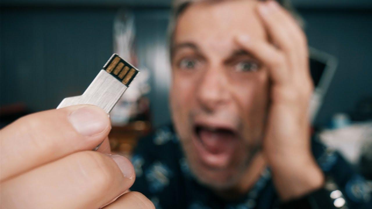 Comment Recuperer Ses Donnees Perdues De Carte Sd Cle Usb Disque Dur Sur Windows Et Mac Youtube