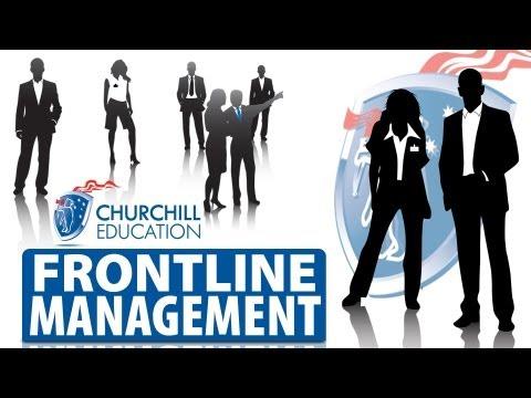 Frontline Management