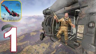 Fire Free Fire Game 2021: New Games 2021 Offline Gameplay Walkthrough Part 1 (IOS/Android) screenshot 3