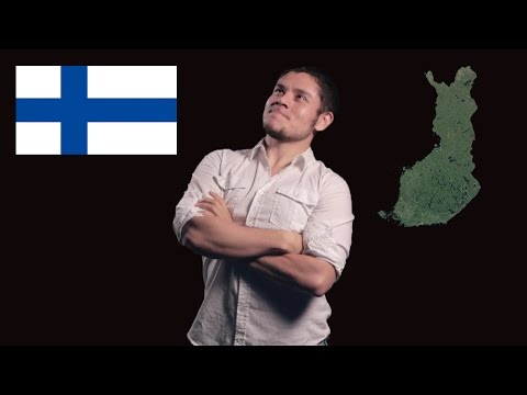Geography Now! Finland