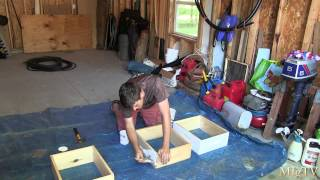 Beekeeping 101 - How To Build, Paint, And Install A Bee Box