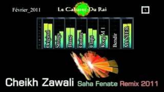 Staifi 2011 Cheikh Zawali - Saha Fenate Remix By Y_Z_L