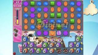 Candy Crush Saga Level 1549 No Booster  MORE LUCK THAN SKILL