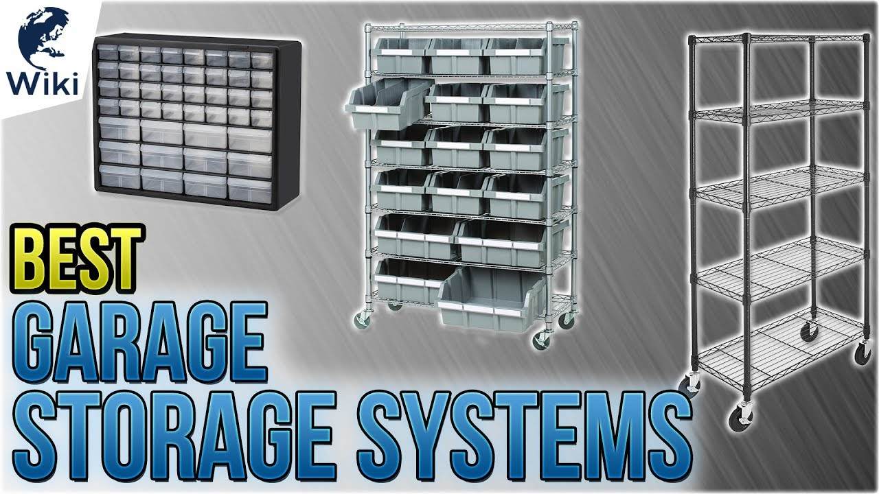 10 Best Garage Storage Systems 2018 Youtube