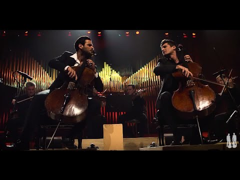 2CELLOS  Gabriels Oboe The Mission