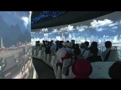 EXPO 2010 Shanghai main pavilions.mov