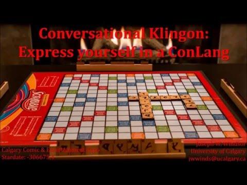 Conversational Klingon CCEE 16
