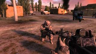 Operation Flashpoint Red River Walkthrough Mission 1 Partie 2
