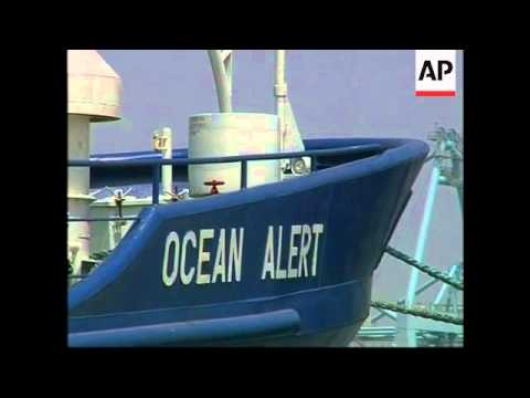 Odyssey Marine Exploration vessel seized by Spanish authorities