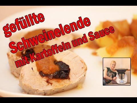 gef llte schweinelendchen mit kartoffeln und sauce all in one im thermomix youtube. Black Bedroom Furniture Sets. Home Design Ideas
