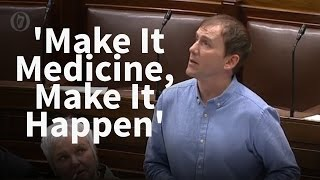 Medicinal Cannabis: 'Make It Medicine, Make It Happen'