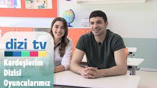 Kardeşlerim dizisi oyuncularıyla en özel röportajımız - Dizi Tv 735. Bölüm