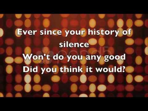 Sara Bareilles Brave lyrics