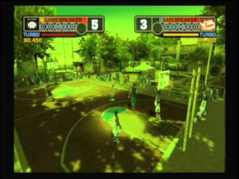 NBA Street Vol. 3  Rachel Melvin in Legendary Gun Hill Tournament 13