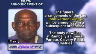 John Vernon George short