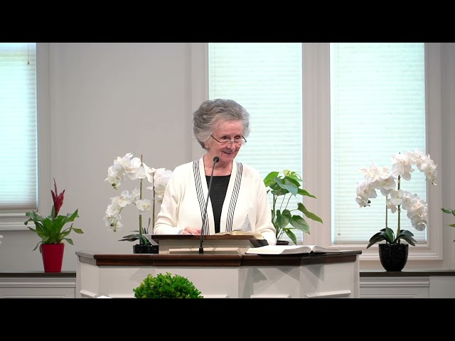 Sandy Harris - Rooms of Our Heart (Sabbath Service: October 2nd, 2021)