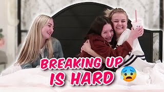 BREAKING UP IS HARD || KESLEY JADE LEROY