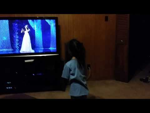 Oscar performance Frozen (Let it go)