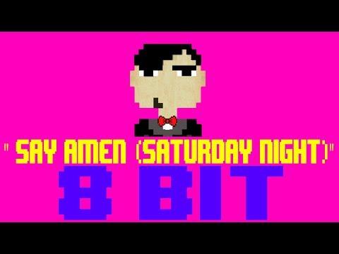 Say Amen (Saturday Night) [8 Bit Tribute to Panic! At The Disco] - 8 Bit Universe