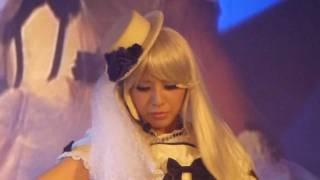 "KANON WAKESHIMA: ""SUNA NO OSHIRO"" LIVE IN LONDON (HYPER JAPAN 2011)"