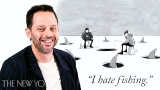 Nick Kroll Enters The New Yorker Cartoon Caption Contest | The New Yorker