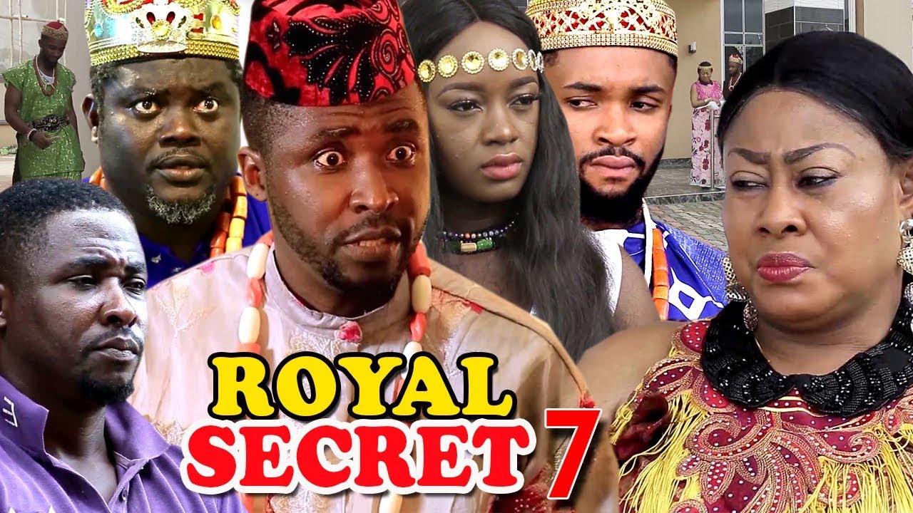 Download ROYAL SECRET SEASON 7 - New Movie 2019 Latest Nigerian Nollywood Movie Full HD