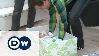 Finnish Baby Box, или Подарок для новорожденных