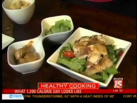Healthy Cooking with Bodies By Cindy- What a 1200 Calorie Day looks like!