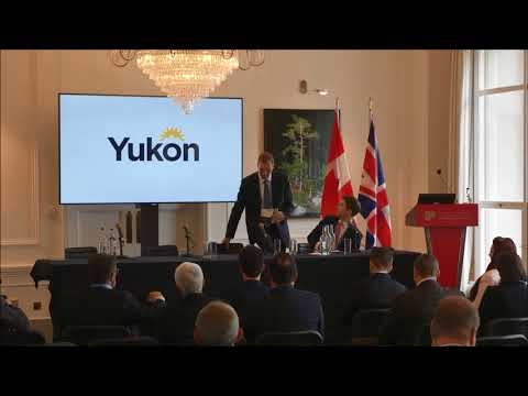 Invest Yukon panel discussion at CMS 2018