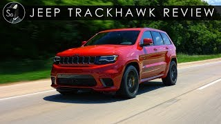 Review | 2018 Jeep Trackhawk | Absurd Cost and Performance