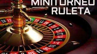 Minitorneos RULETA ep.1