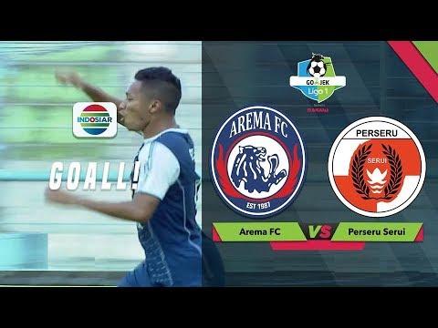 Goal Dendi Santoso - Arema FC (2) vs (0) Perseru Serui | Go-Jek Liga 1 Bersama Bukalapak Mp3