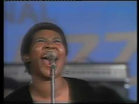 Aretha Franklin, You Make Me Feel Like A Natural Woman, Switzerland 1971