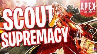 16 Kill Scout Supremacy! - PS4 Apex Legends!