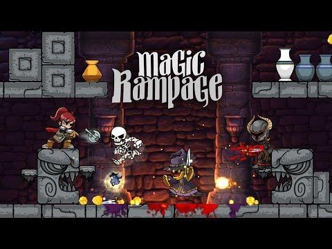 Magic Rampage GAMEPLAY TEASER HD