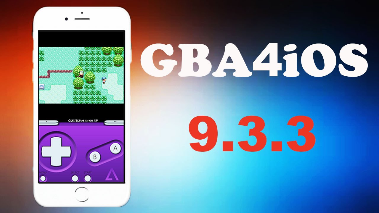 How to get GBA4iOS (Cydia) 9 3 3 WITHOUT DATE TRICK! or CRASHES!