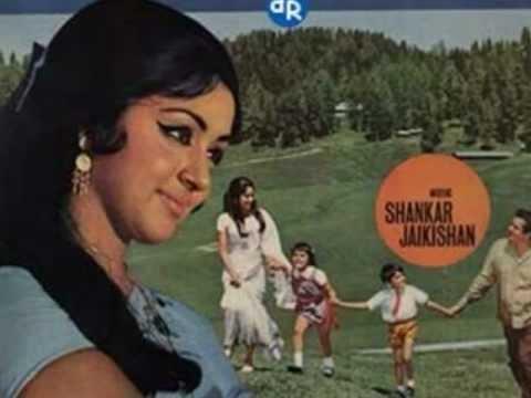 Zindagi Ek Safar Hai Suhana (Eng Sub) [Full Song] (HQ) With Lyrics - Andaz
